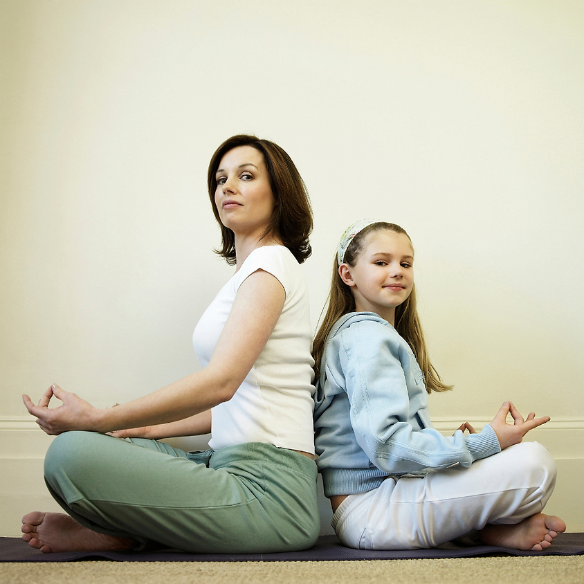 March Family Yoga Session