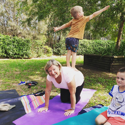 Storytime Yoga. Family Yoga. Star Yoga For Kids.