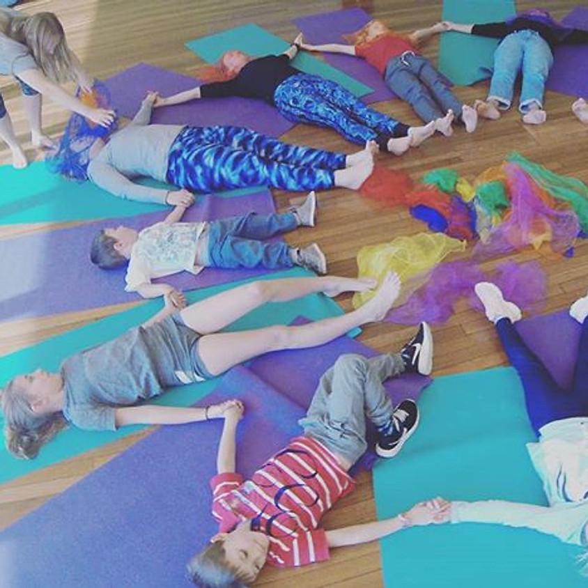 After School Yoga - Term 2