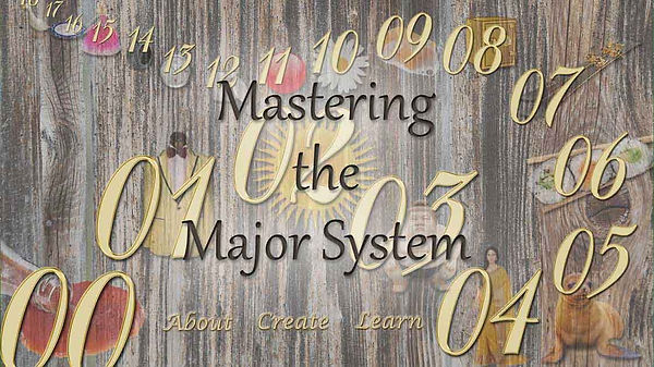 Mastering the Major System