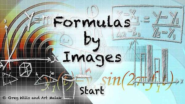 Learning Formulas
