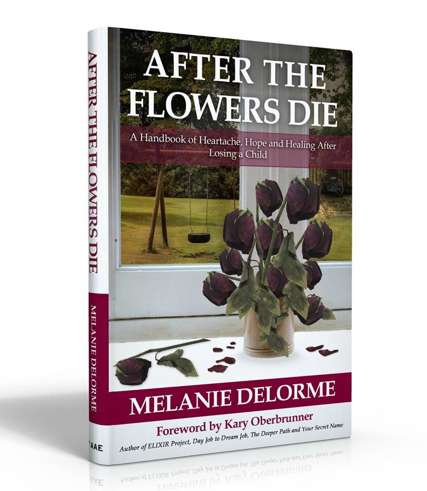 After the Flowers Die by Melanie Delorme