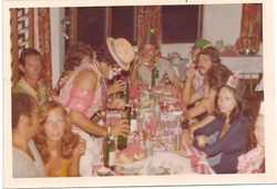 CAPODANNO 1974, Campo Base