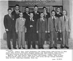 Gruppo S. Marco a Langley, 1962