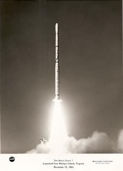 Lancio S-137R con Sat SM-1, 15.12.1964.jpg