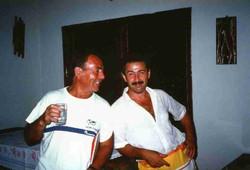 Tom Parisi e Mario Di Brizzi