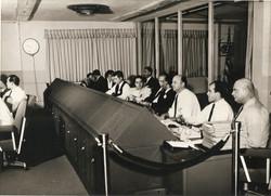 Range Control Center, Wallops Island, 1964
