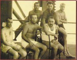 S. Rita 1967 - Mancosu, Caporossi, Morici, Piombino, Santoro e Lacchini