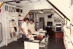 Ing. Giuseppe Spampinato e Franco Moretti, Ufficio Documentazione Scout