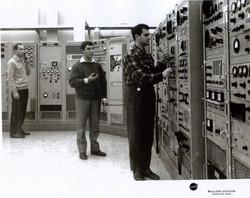 U. Tricarico,  R. Palermo e C. Cirilli, Telemetria Satellite, Wallops Island, 1964