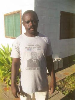 Jimmy Kitsao, lavoratore locale, Campo Base, dicembre 1970