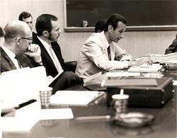 Prof. Giorgio Ravelli alla NASA nel 1969