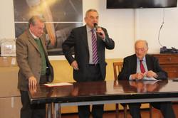 B. Bernabei, G. Predonzani and G. Orsi 26.04.17