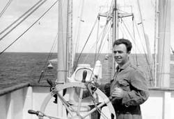 Gennaio 1967 oceano atlantico, Tom Parisi