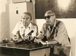 Broglio e von Braun