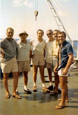 Giugno1971-Catalano, Traina, Grillo, Fantoni, Caporossi, Palone