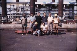 Spampinato, Fantoni, Magnini, Schiaffino, Valentini, Aimo e Marazzo - Mombasa 1966