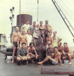 Gruppo SM e cernia gigantesca, 1967-75