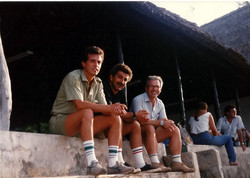Campo Base: Giuliano, Giannotti, Prof.Anieni