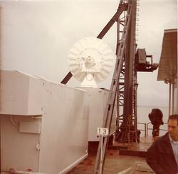 Claudio Menichelli su Piattaforma Radarica, giugno 1982.jpg