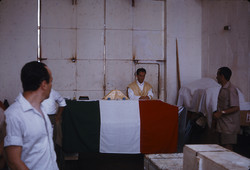 Tarcisio Mancosu - Santa Messa sulla Santa Rita, 1964