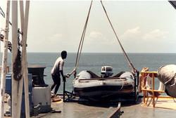 Battellinista I. Muganda sulla S. Marco.jpg