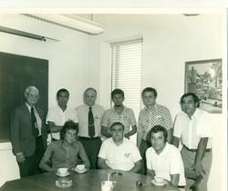 Gruppo Comunicazioni in USA, 1972