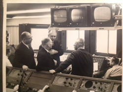 Broglio con direttore NASA e VonKarman