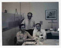 LTV Grand Prairie: Tom Parisi, Flaherty(Fritz), Gene Morris