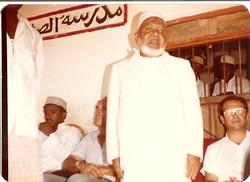Tricarico e Bernabei - Inaugurazione Moschea Swafaa a Ngomeni novembre 1981