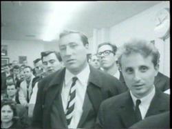Ingg. Aldo Berlese e Gianfranco Manarini, Wallops 1964