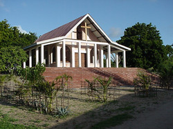 St. Stephen's Catholic Church just outside Base Camp - 1.JPG
