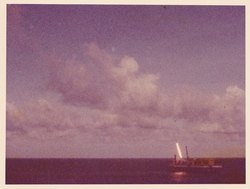 lancio del razzo NIKE-TOMAWE dalla San M
