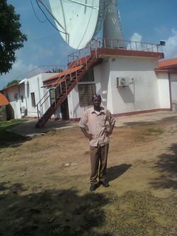Lazarus Tsuma, lavoratore locale, Base Camp, 2015