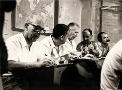 Mattana, Buongiorno, Broglio, Sirinian e Brunelleschi, RCC, aprile 1967