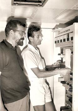 Prof. G. Ravelli e Dott. A. Quintilli