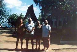 Campo Base: Tom Parisi, Joe Dixon, Benito Marrazzo, Silvano Traina