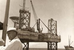 Prof. Broglio, S. Rita, op. lancio 3 Nike-Apache, mar-apr 1964, Formosa Bay
