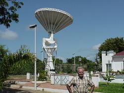 Ubaldo Procacci, antenna telerilevamento, BSC