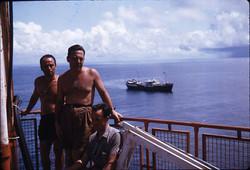 D'Onofrio, Arcieri e Losio, S. Rita, campagna lanci 1964