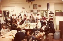 Pranzo al Butler 4, WI, 1982