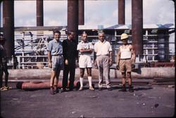 Spampinato, Fantoni, Sirinian, Schiaffino e Valentini, Mombasa (Mbaraki) 1966
