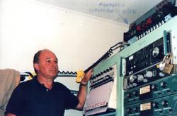 Remo Ferdinandi, responsabile cross-range Command Destruct, Lamu, lancio SM5, 1988