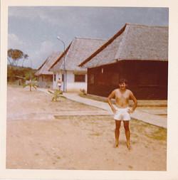Paolo Baldetti al Campo Base