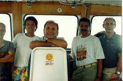 Giuliano, Caputo, Giannotti, Forti