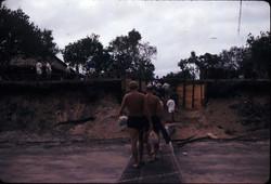Ritorno a terra, P. Lacchini e P. Turchini - Fine 1966 o inizi 1967