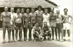 Gruppo SM al Campo Base 'Angelo Bracciaferri', 1972