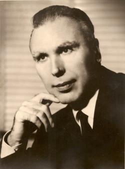 Ritratto del Professore Luigi Broglio