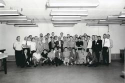Gruppo lancio Scout - LTV Dallas 1963