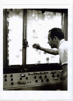 Marzilio Palmioli, Radar, Lancio SM-1, Wallops Island, 1964